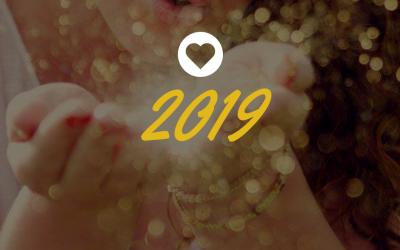 Déployer votre année 2019 pour en faire une année magique !